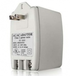 Enson Transformador para Alarma RT1640L, 16.5V, 2420mA