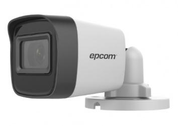 Epcom Cámara CCTV Bullet Turbo HD IR para Interiores/Exteriores B50-TURBO-G2, Alámbrico, 2560 x 1944 Pixeles, Día/Noche