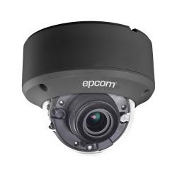 Epcom Cámara CCTV Domo IR Turbo HD para Interiores/Exteriores D30-TURBO-EXIRZ, Alámbrico, 2052 x 1536 Pixeles, Día/Noche