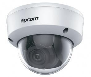Epcom Cámara CCTV Domo Turbo HD IR para Interiores/Exteriores D40-TURBO-VW, Alámbrico, 2560 x 1440 Pixeles, Día/Noche