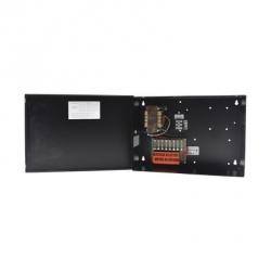 Epcom Fuente de Poder para 8 Cámaras CCTV, Entrada 115/127/132V, Salida 24V