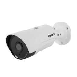 Epcom Cámara CCTV Bullet Turbo HD IR para Interiores/Exteriores LB7-TURBO-EXIR2W, Alámbrico, 1280 x 720 Pixeles, Día/Noche