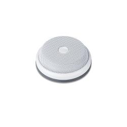 Epcom Micrófono Omnidireccional MIC280, Alámbrico, 120mA, Blanco