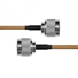 Epcom Cable Coaxial N Macho - TNC Macho, 60cm, Multicolor