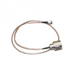Epcom Cable Coaxial RG-316 Macho - SMA Macho, 60cm, Multicolor