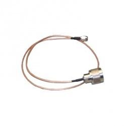 Epcom Cable Coaxial RG-316 N Macho - SMA Macho, 60cm, Negro