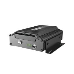 Epcom DVR Móvil de 5 Canales XMR401AHDS para 1 Disco Duro, máx 1TB, 1x USB 2.0