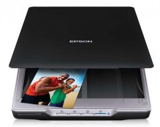 Scanner Epson Perfection V19, 4800 х 4800 DPI, Escáner Color, USB, Negro