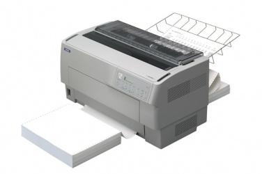 Epson DFX-9000, Blanco y Negro, Matriz de Puntos, 9 Pines, Serial, Print
