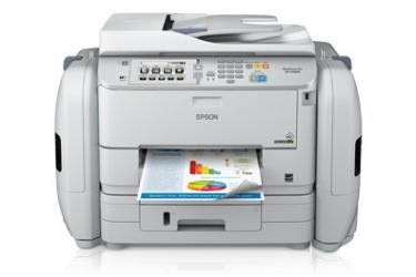 Multifuncional Epson WorkForce Pro WF-R5690, Color, Inyección, Inalámbrico, Print/Scan/Copy/Fax