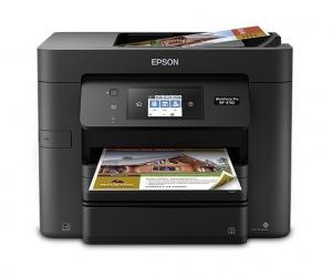 Multifuncional Epson WorkForce Pro WF-4730, Color, Inyección, Print/Scan/Copy/Fax