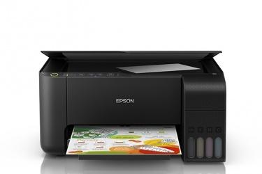 Multifuncional Epson EcoTank L3150, Color, Inyección, Tanque de Tinta, Inalámbrico, Print/Scan/Copy