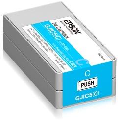 Cartucho Epson GJIC5(C) Cyan, 32.5ml
