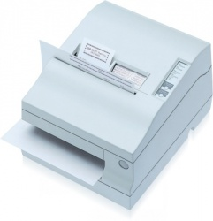Epson TM-U950, Impresora de Tickets, Matriz de Puntos, Serial, Blanco - Sin Cables ni Fuente de Poder