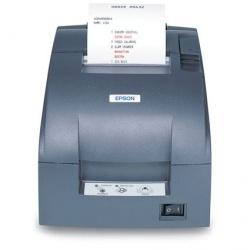Epson TM-U220PA, Impresora de Tickets, Matriz de Puntos, Paralelo, Negro - incluye Fuente de Poder, sin Cables
