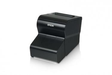 Epson TM-88V-DT, Impresora de Tickets, Térmico, Alámbrico, Ethernet, Negro ― ¡Compra y recibe $415 pesos de saldo para tu siguiente pedido!
