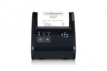 Epson TM-P80, Impresora de Tickets, Térmico, 203 x 203 DPI, USB 2.0, Negro
