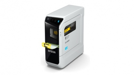 Epson LabelWorks LW-600P, Impresora de Etiquetas, Transferencia Térmica, 180 x 180DPI, Negro/Gris