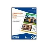 Epson Papel para Presentaciones 105g/m², 100 Hojas de 11'' x 17''