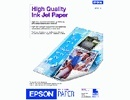 Epson Papel Calidad Fotográfico S041111-ML, 100 Hojas de Tamaño Carta