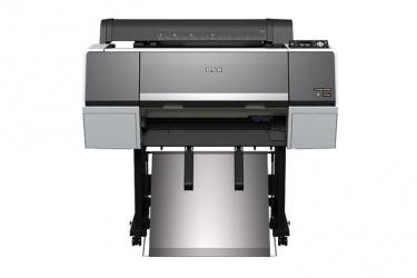 Plotter Epson SureColor P7000 24'', Color, Inyección, Print ― Para validar su garantía requiere instalación de la marca, favor de contactar a servicio al cliente
