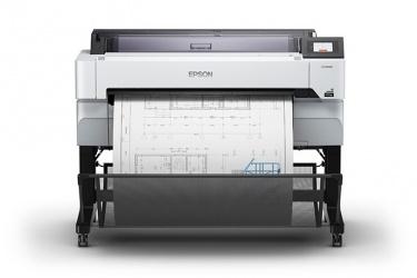 Plotter Epson SureColor T5470M 36'', Color, Inyección, Print