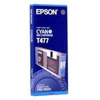 Cartucho Epson T477 Cyan