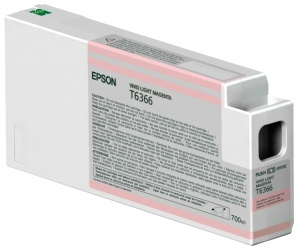 Cartucho Epson UltraChrome HDR Magenta Claro Vivo 700ml