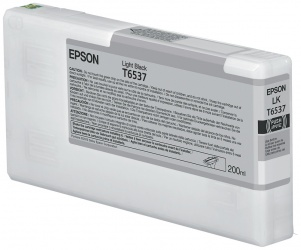 Cartucho Epson UltraChrome HDR Negro Claro 200ml