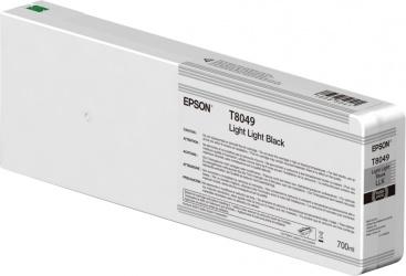 Epson UltraChrome HD Negro Claro Claro 700ml