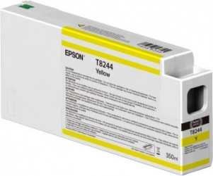 Epson UltraChrome HD Cyan Claro 350ml