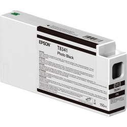 Cartucho Epson UltraChrome HDX T834100 Negro Fotográfico 150ml