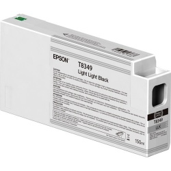 Cartucho Epson UltraChrome HDX T834900 Negro Claro Claro 150ml