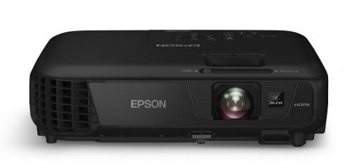 Proyector Portátil Epson PowerLite S31+ 3LCD, SVGA 800 x 600, 3200 Lúmenes, Negro