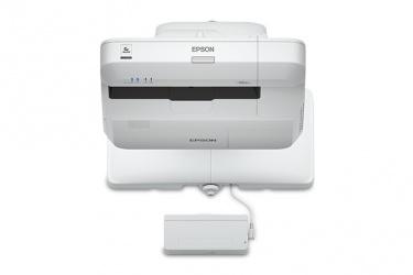 Proyector Interactivo Epson BrightLink Pro 1450Ui 3LCD, WUXGA 1920 x 1200, 3800 Lúmenes, Tiro Corto, con Bocinas, Blanco
