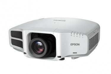 Proyector Epson Pro G7200W 3LCD, WXGA 1280 x 800, 7500 Lúmenes, 3D, con Bocinas, Blanco