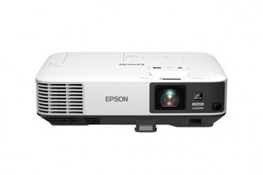 Proyector Epson PowerLite 2155W 3LCD, WXGA 1280 x 800, 5000 Lúmenes, Inalámbrico, con Bocinas, Blanco
