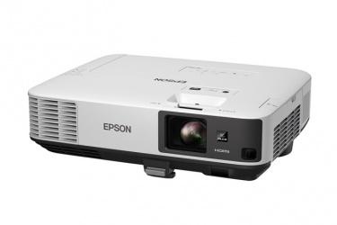 Proyector Epson PowerLite 2065 3LCD, XGA 1024 x 768, 5500 Lúmenes, Inalámbrico, con Bocinas, Blanco