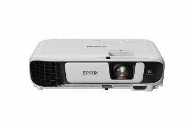 Proyector Portátil Epson PowerLite W42+ 3LCD, WXGA 1280 x 800, 3600 Lúmenes, Inalámbrico, con Bocinas, Blanco