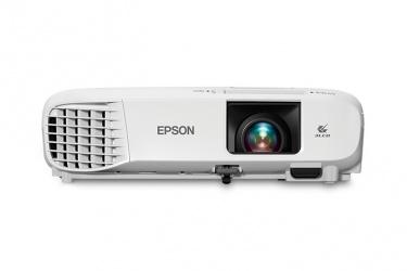 Proyector Epson PowerLite S39 3LCD, SVGA 800 x 600, 3300 Lúmenes, Blanco