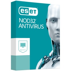 Eset NOD32 Antivirus 2018, 5 Usuarios, 1 Año, Windows