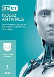 Eset NOD32 Antivirus, 5 Usuarios, 1 Años, Windows