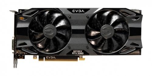 Tarjeta de Video EVGA NVIDIA GeForce RTX 2060, 6GB 192-bit GDDR6, PCI Express 3.0