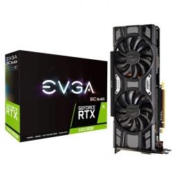 Tarjeta de Video EVGA NVIDIA GeForce RTX 2060 SUPER SC BLACK GAMING, 8GB 256-bit GDDR6, PCI Express 3.0 ― ¡Compra y recibe Tom Clancy's Rainbow Six Siege Gold! Un código por cliente