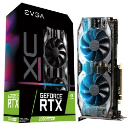 Tarjeta de Video EVGA NVIDIA GeForce RTX 2080 SUPER XC ULTRA Gaming OC, 8GB 256-bit GDDR6, PCI Express x16 3.0