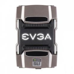 EVGA 100-2W-0025-LR SLI Bridge de 0 Slots, Gris