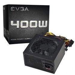 Fuente de Poder EVGA 100-N1-0400-L1, ATX, 120mm, 400W