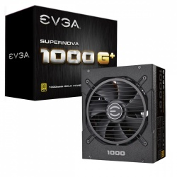 Fuente de Poder EVGA SuperNOVA 1000G1 80 PLUS Gold, 24-pin ATX, 135mm, 1000W