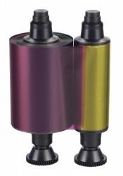 Cinta Evolis de Color R3314, 6 Paneles YMCKOK, 200 Impresiones