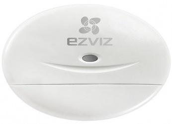 Ezviz Contacto Magnético WiFi CS-T2-A para Puerta/Ventana, Inalámbrico, Blanco
